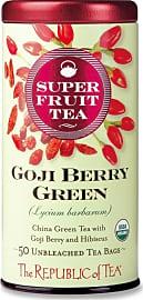 The Republic of Tea Goji Berry Green