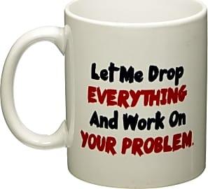 A Mug To Keep Designs