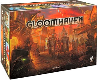 Cephalofair's Gloomhaven