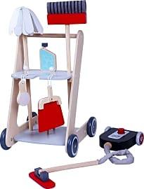 MMP Living Pretend Cleaning Cart