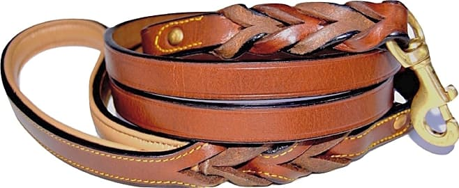 Soft Touch Collars Braided