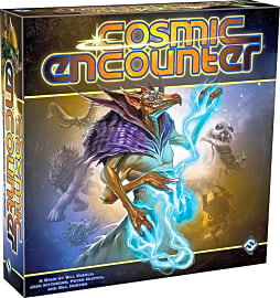 Fantasy Flight Game's Cosmic Encounter