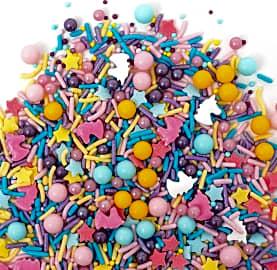 Sweets Indeed Happy Unicorn Sparklefetti
