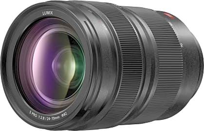 Lumix S Pro 24-70mm ƒ/2.8