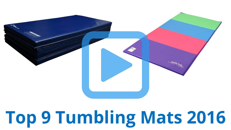 Top 9 Tumbling Mats Of 2017 Video Review