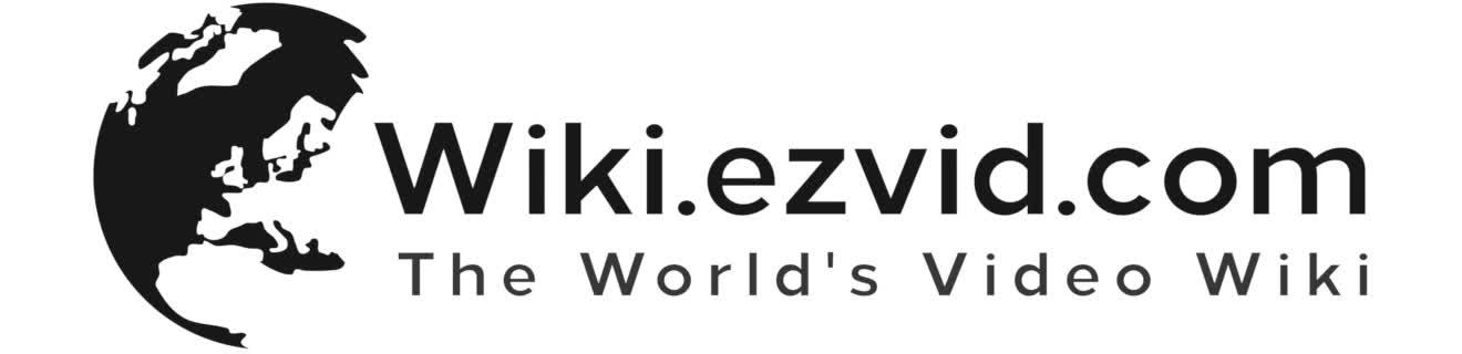 Ezvid Wiki: The World's Video Wiki