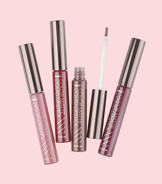 Color Matte Liquid Lipstick