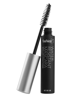 Water-Resistant Mascara with Lash Conditioner