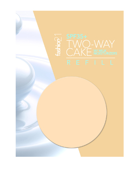 Two-Way Cake with Milk Moisturizers Refill