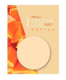 Two-Way Cake with Papaya Extract Refill