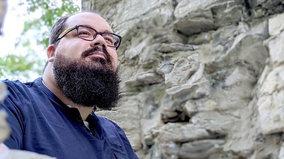 Fábio Barbosa's portrait
