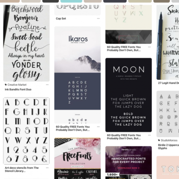 Why Pinterest is one of my favourite apps Image
