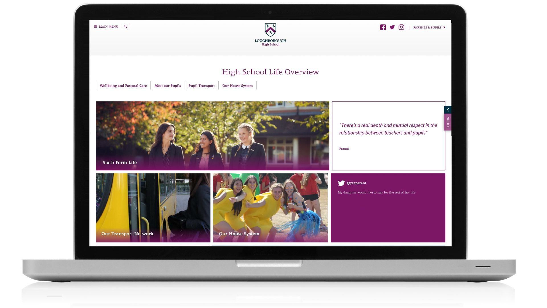 Loughborough Schools Foundation Case Study Image