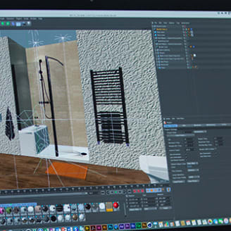 C4D: Turning virtual worlds into reality Image