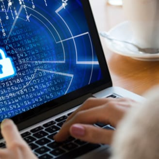 3 tips for online security whilst working from home Image