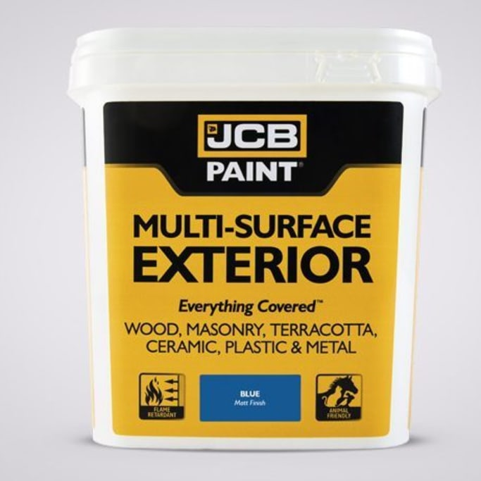 JCB Paint® – One Tough New Paint. Everything Covered™ Image