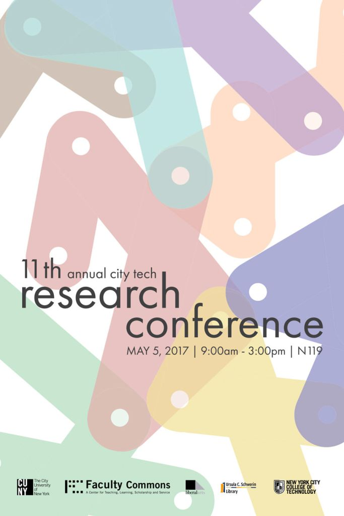 11th Annual City Tech Research Conference 1