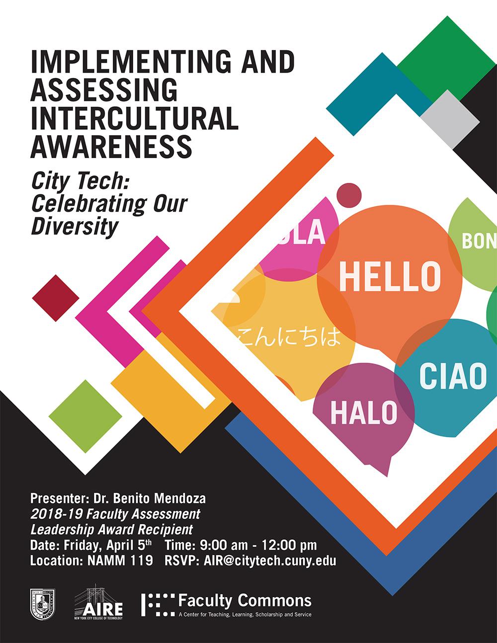 Implementing And Assessing Intercultural Awareness 1