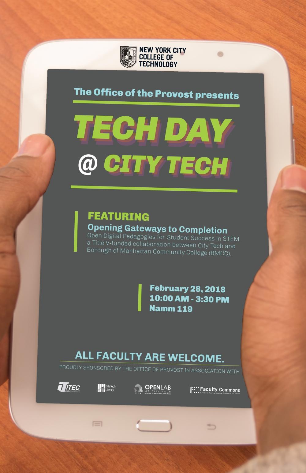 Tech Day 2018