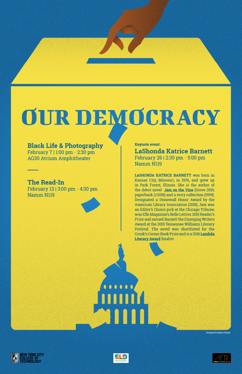 Black History Month: our Democracy