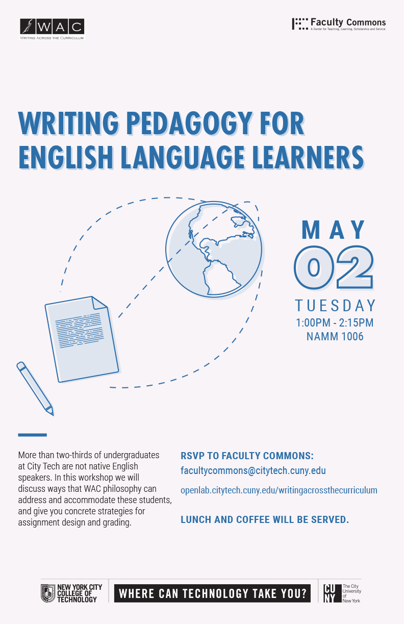 Writing Pedagogy for English Language Learners 1
