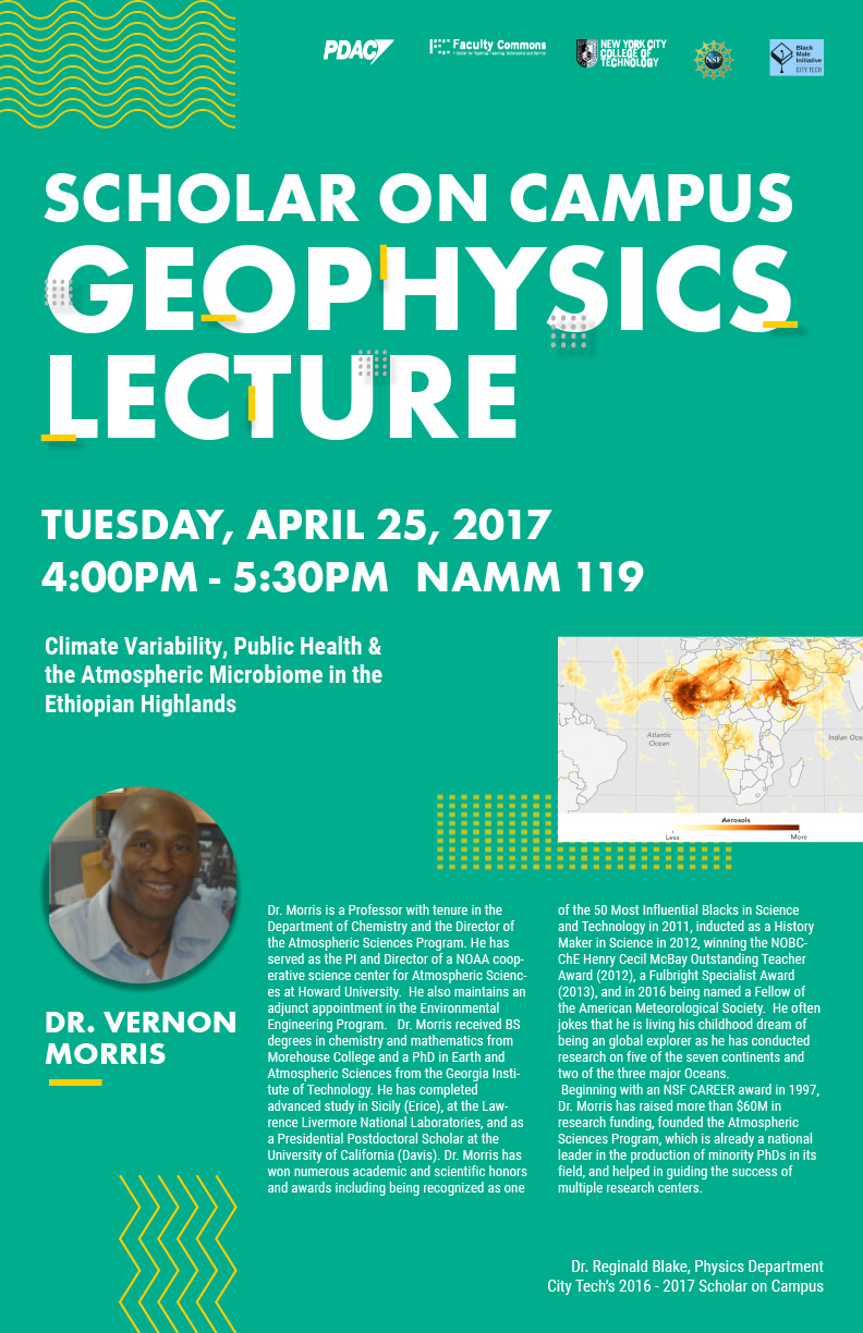 Scholar on Campus: Geophysics Lecture 1