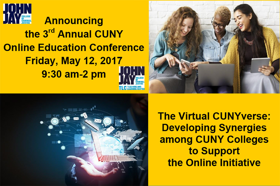 The Virtual CUNYverse: Developing Synergies among CUNY Colleges to Support the Online Initiative 1