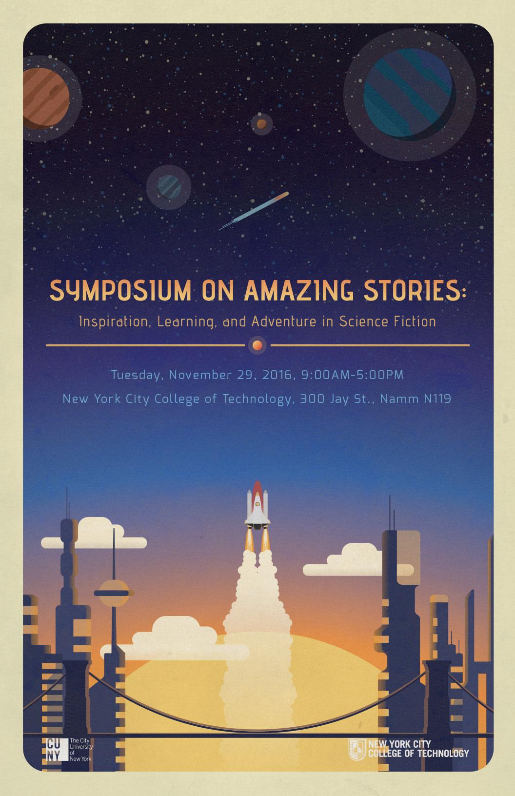 Symposium on Amazing Stories