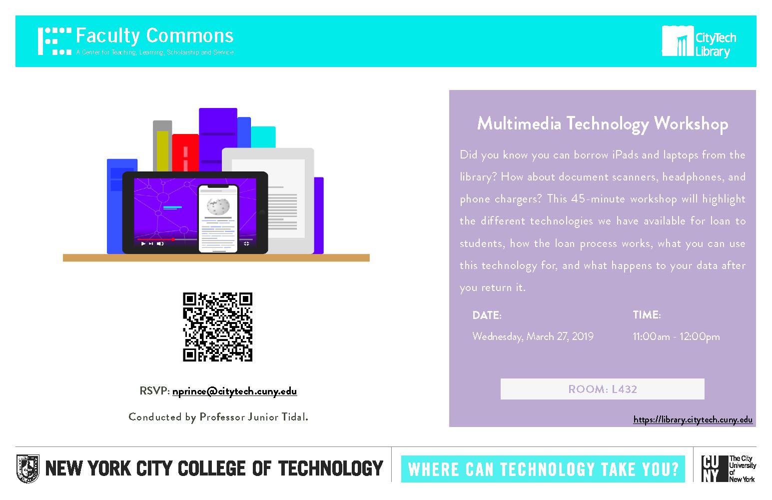 Multimedia Technology Workshop 1