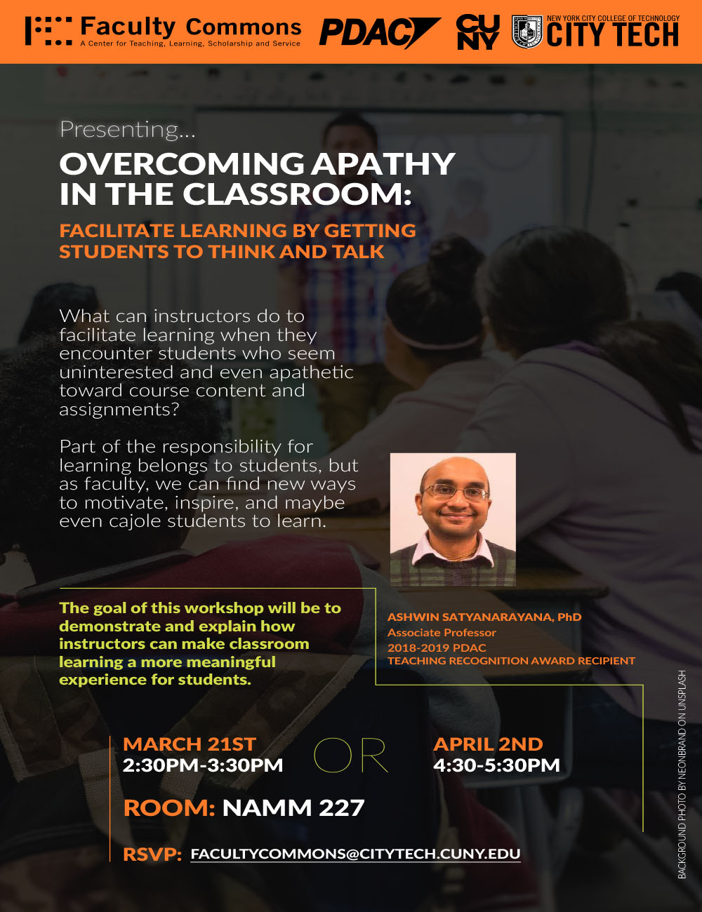 Overcoming Apathy In The Classroom 1