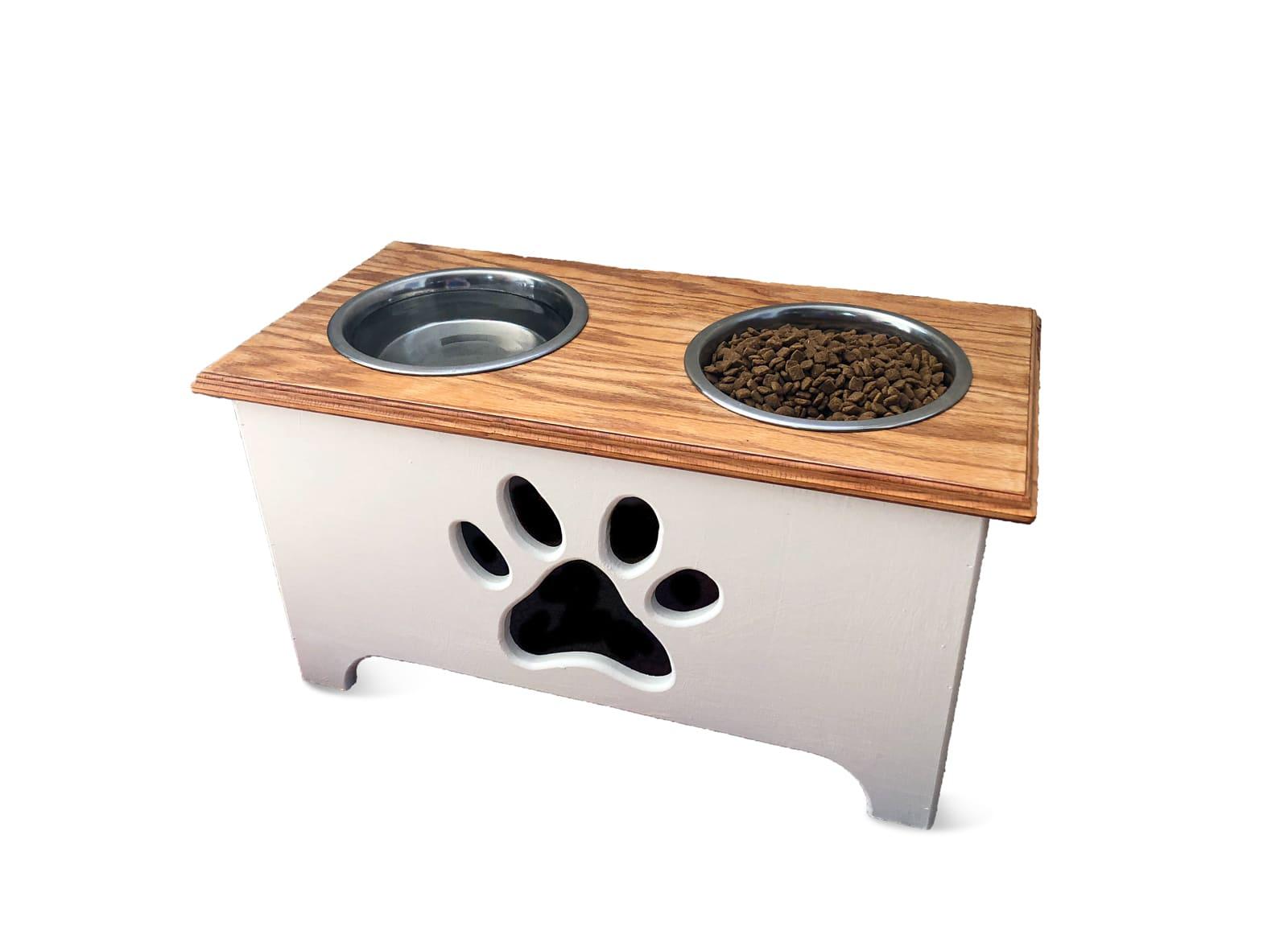 dog cat food bowl