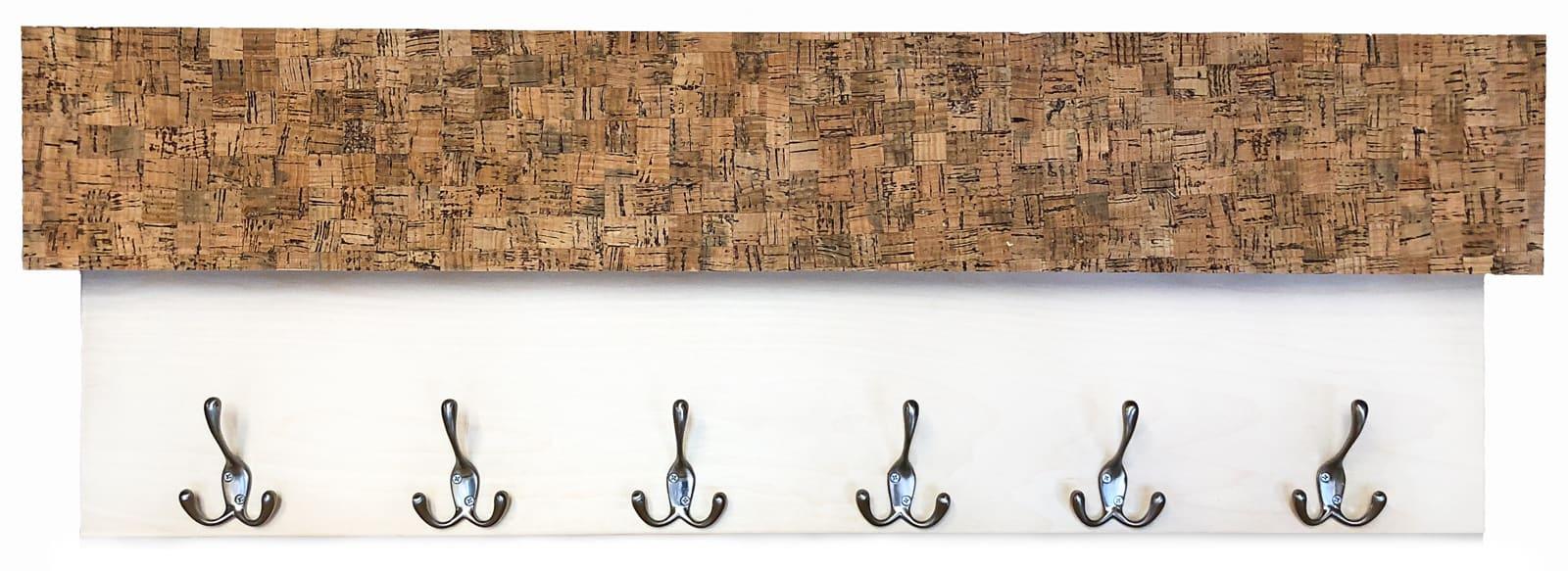 coat rack with hooks