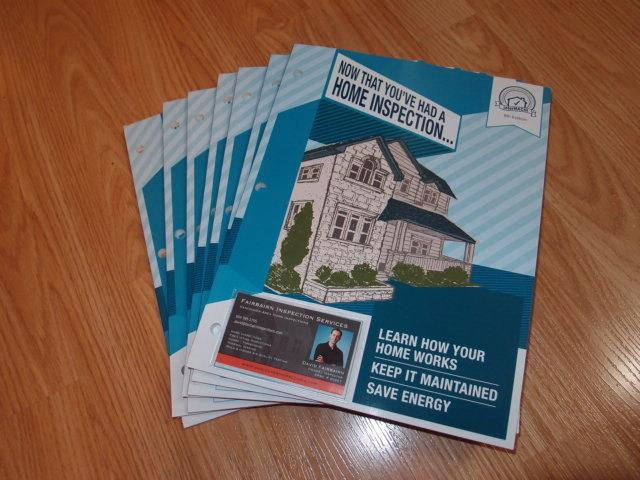 free home maintenance book