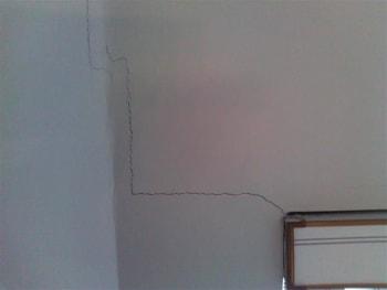 Drywall Cracking