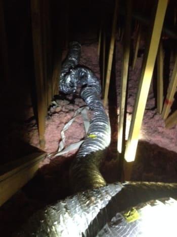 grow-op ducting in attic