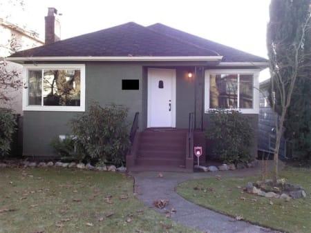 Dangerous Vancouver Home