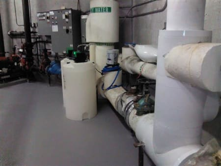Wateryte Chemical Injection System