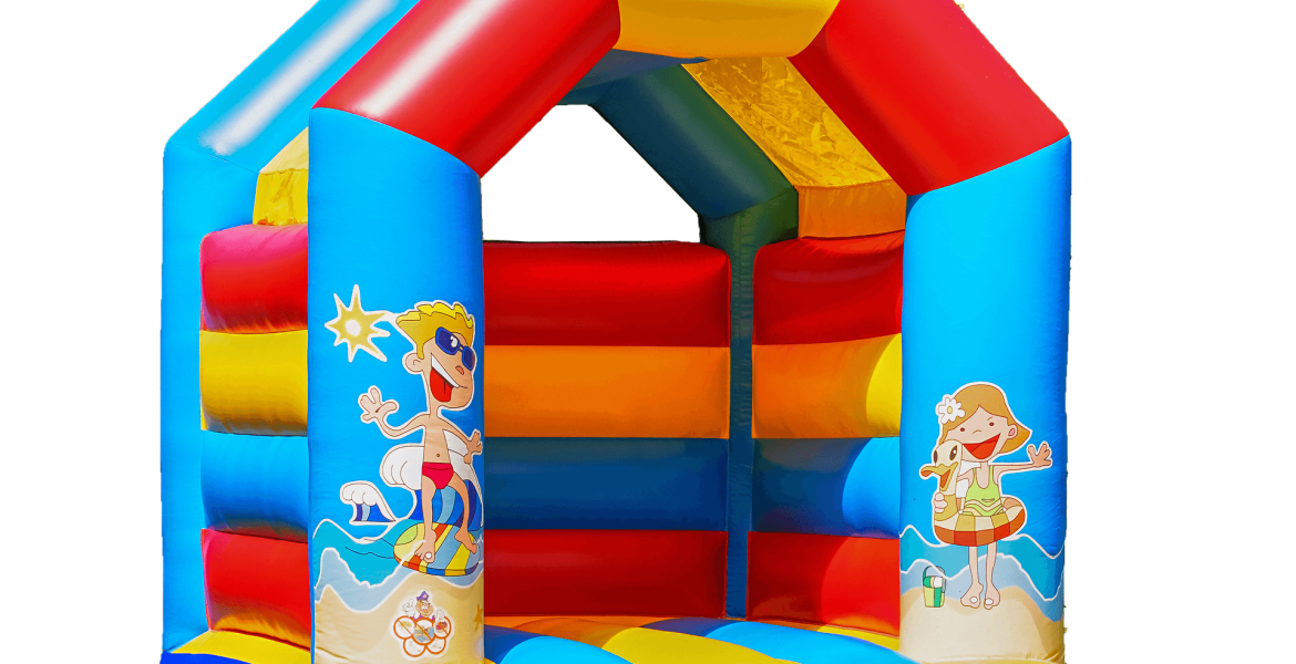 jump zone bounce house