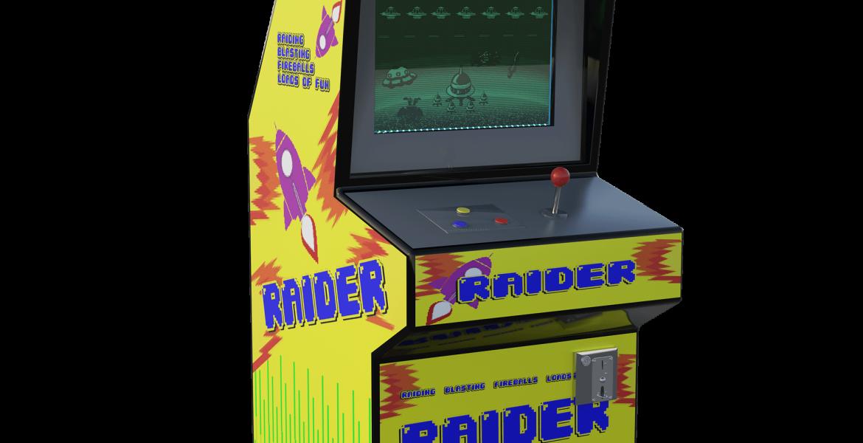 arcade game flippers arcade