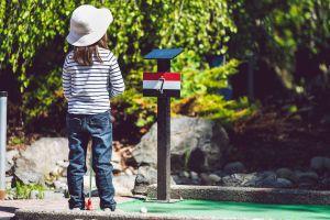 Monster Mini Golf @ Monster Mini Golf