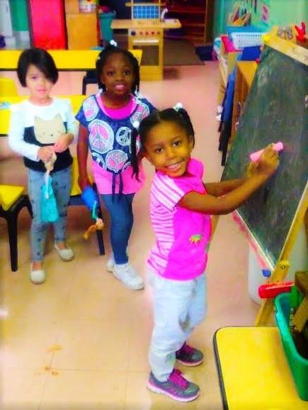 Preschoolers Learn