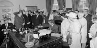 Signing of the Equal Pay Act
