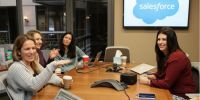Women at Salesforce