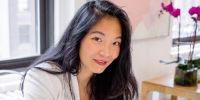 Fairygodboss Co-Founder and CEO Georgene Huang