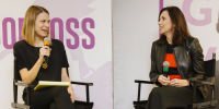Deputy Digital Editor of Fortune Magazine Kristen Bellstrom & GE's Vice Chair Beth Comstock