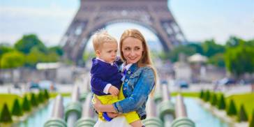 French mom
