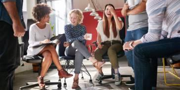 Millennial Women at Work