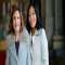 Fairygodboss Co-founders Romy Newman and Georgene Huang