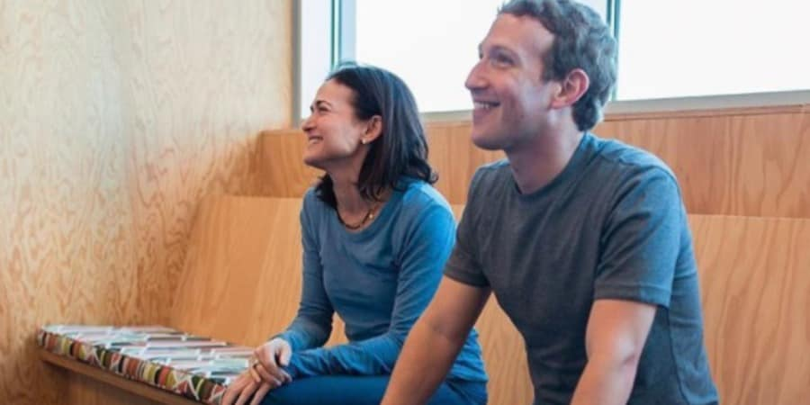 This Is What Got Sheryl Sandberg Hired At Facebook | Fairygodboss