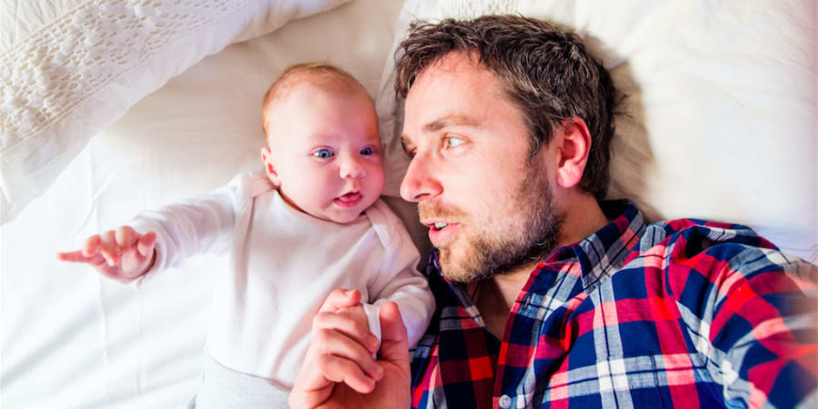 Paternity Leave 101: Laws, Rights, and Other Basic Things